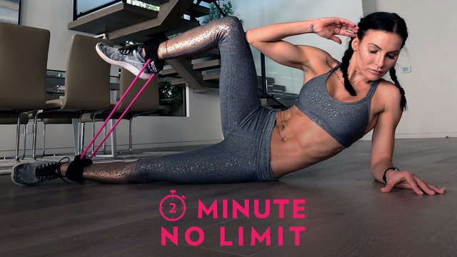 Two Minute No Limit Challenge - Series One