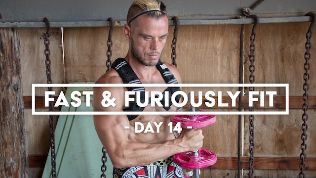 Fast And Furiously Fit  - Coffee Talk 14