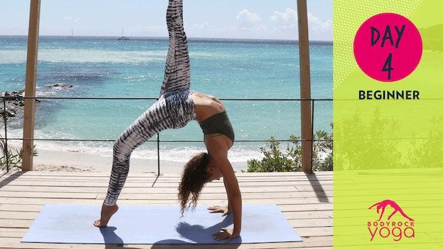 BodyRock Yoga | Beginner | Day 4
