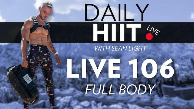DailyHIIT #106 - Full Body