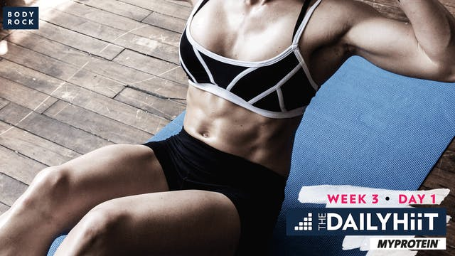 The DailyHIIT Show | Season 3 | Episode 11
