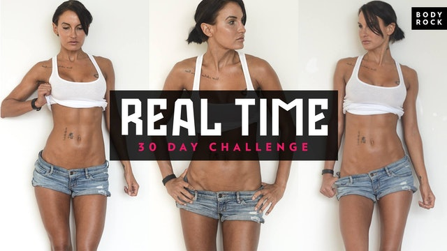 Real Time Challenge - 30 Day Challenge