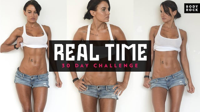 Real Time Challenge | 30 Day Challenge