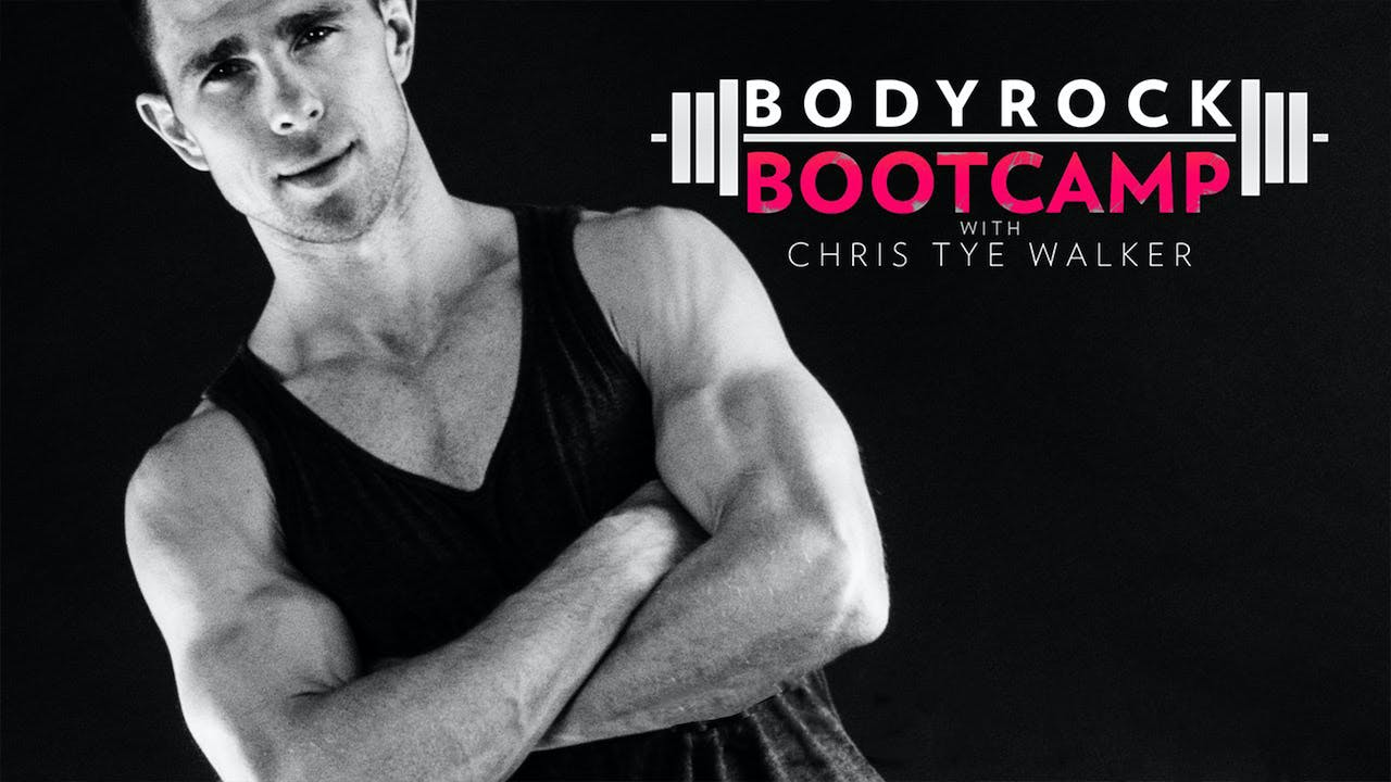BodyRock Bootcamp - Chris Tye Walker