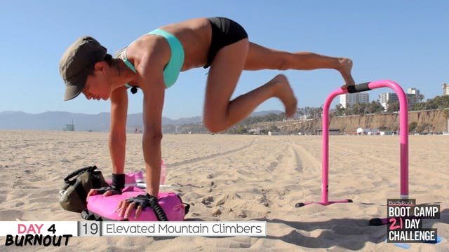 21 Day Bootcamp   Day 4 Burnout - Abs