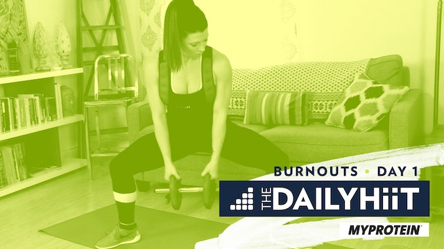 Burnout 1 | Inner Thighs | The DailyHIIT Show