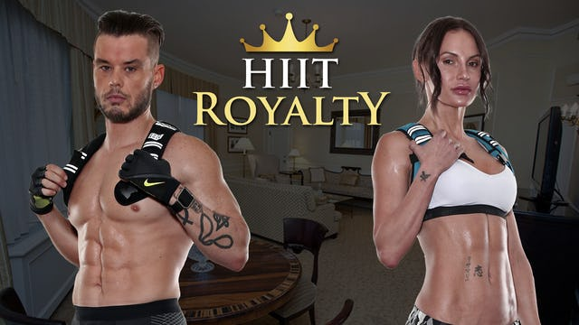 HIIT Royalty I 7 Day Challenge