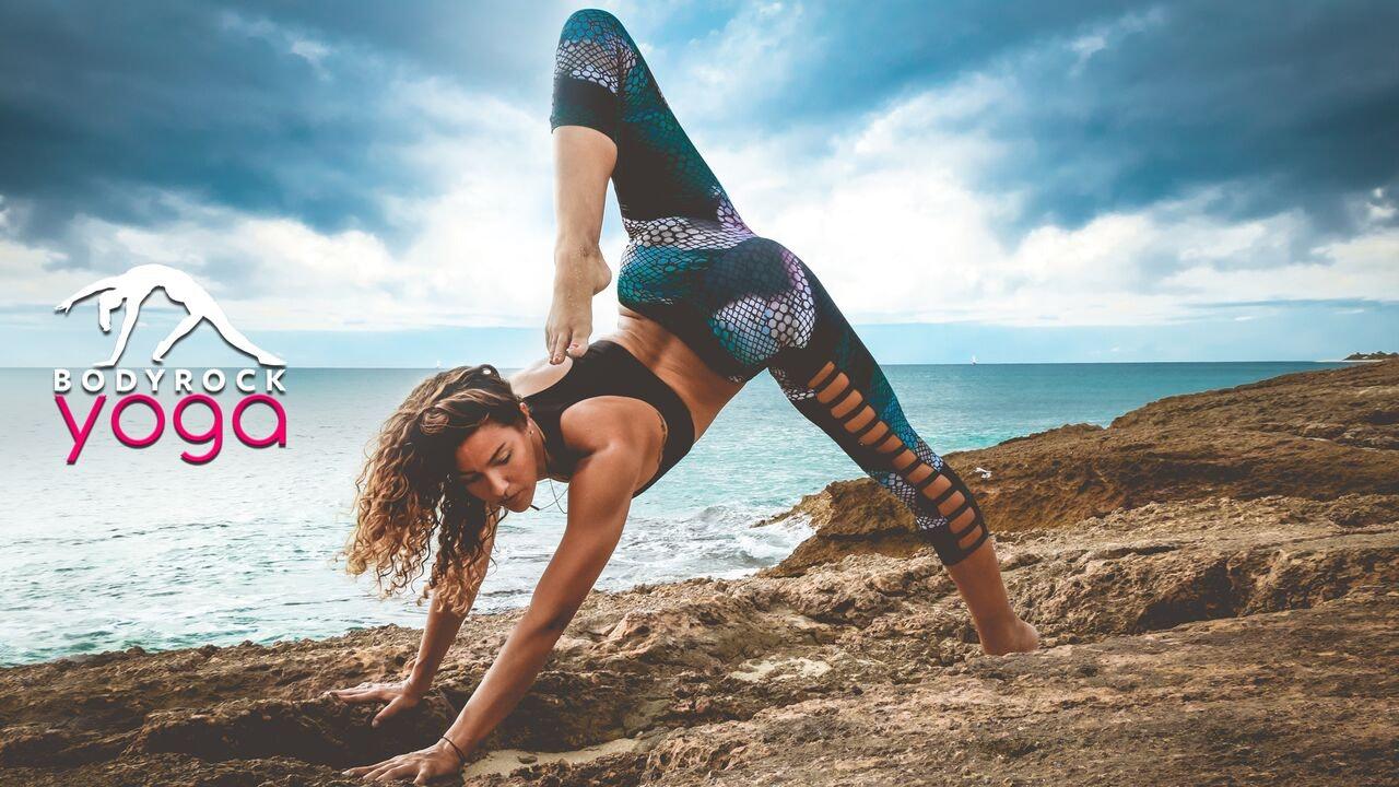 BodyRock Yoga