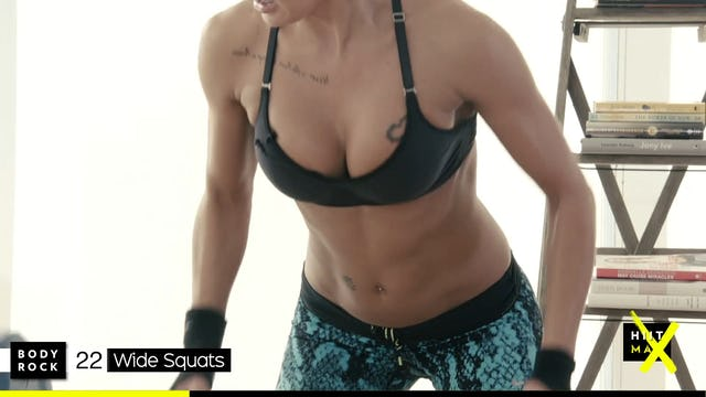 BodyRock HiitMax | Workout 28 Bonus - Full Body