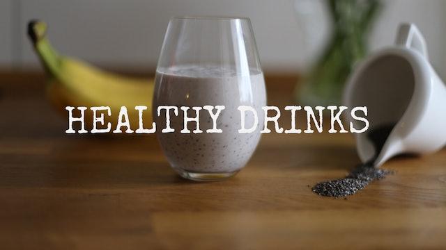 Smoothie Drink & Juice Recipes