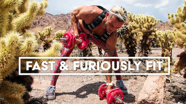 Fast And Furiously Fit  - Coffee Talk 2