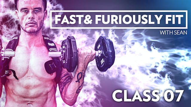 Fast And Furiously Fit  4 - Workout 7