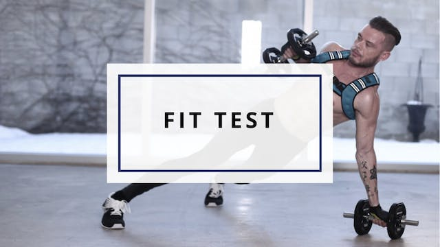 Fit Test - Trailer