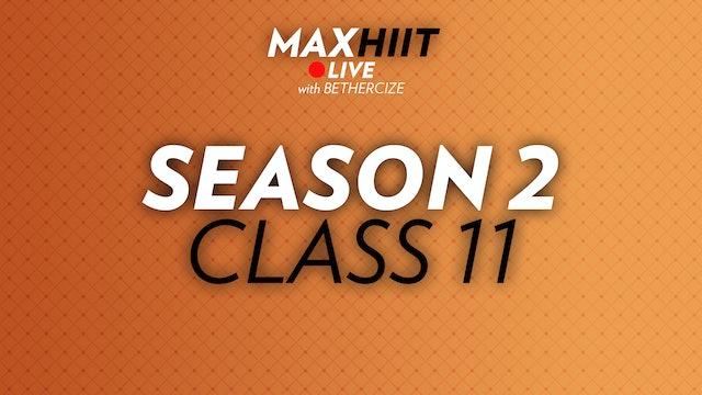 MaxHIIT LIVE | S2:C11 - Challenger Pyramid