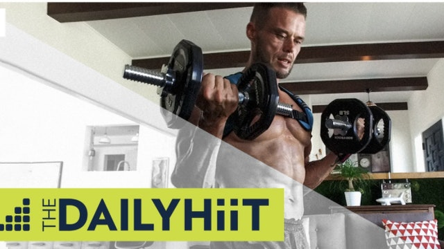 The DailyHiit Live - Beginner Challenge
