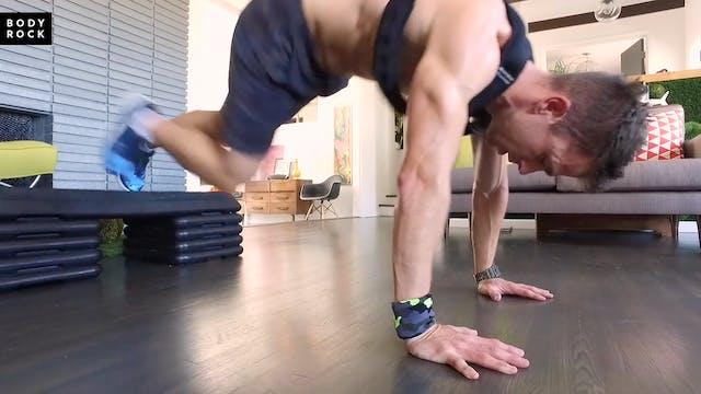 Extreme Sweat | Week 2 | Day 3: Burnout
