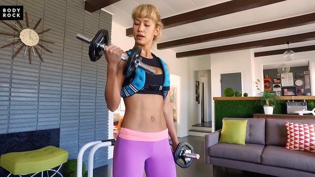 Hot Body Challenge | Week 3 | Day 5