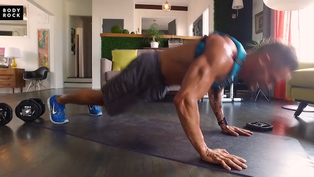 The Daily Hiit   Week 1   Day 5