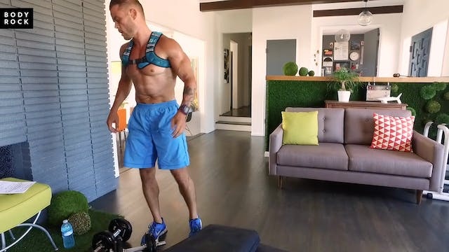 The Daily Hiit   Week 2   Day 2