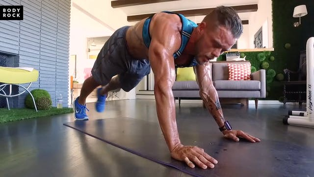 The Daily Hiit   Week 3   Day 4