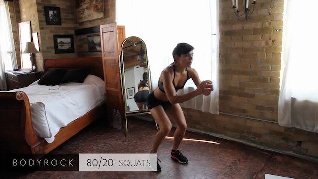 Beginner Leg Burnout