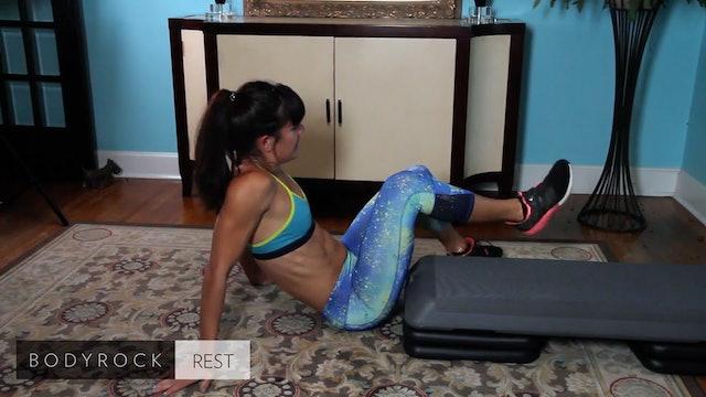 Intermediate Butt Burnout