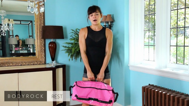 Intermediate Chest & Shoulder Burnout