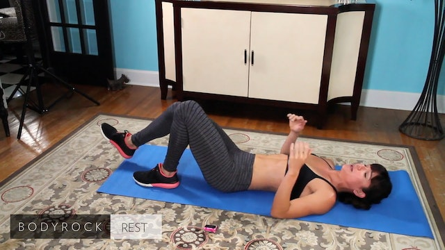Intermediate Lower Abs Burnout