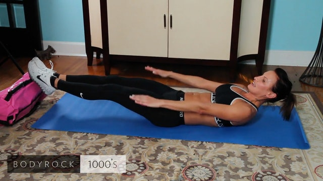 Intermediate Upper Abs Burnout