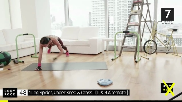 HiitMax #36 | Arms & Upper Body