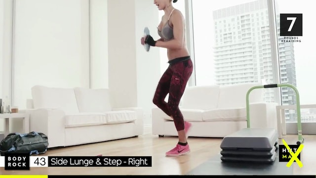 HiitMax #37 | Legs & Lower Body Workout
