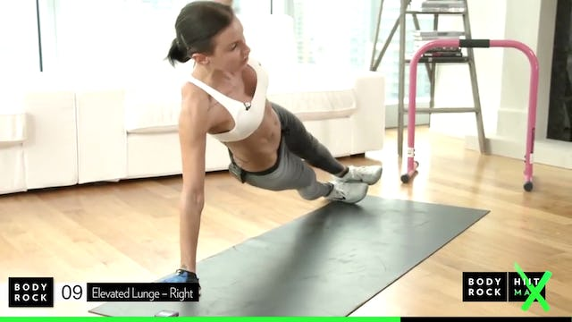 HiitMax #54 | Fat Blasting HIIT Workout