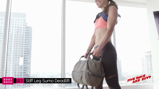 Sexy Abs & Butt | Day 5: Burnout