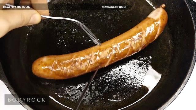 Healthy Hotdog