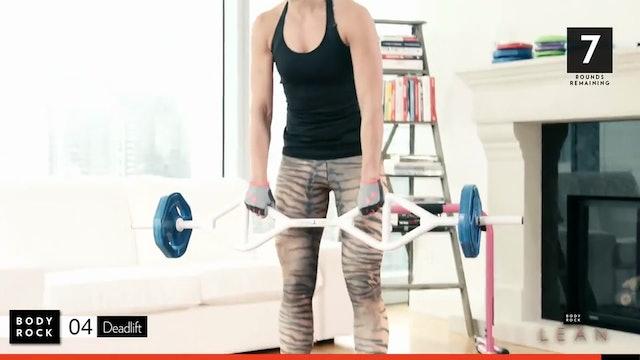 BodyRock Lean | Day 4 | Legs and Lower Body