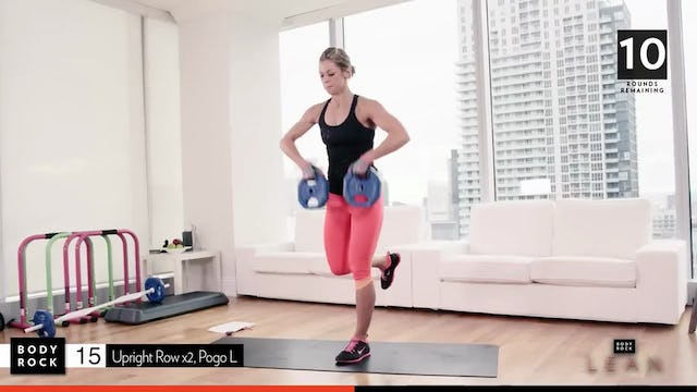 BodyRock Lean   Day 7   Arms and Glutes