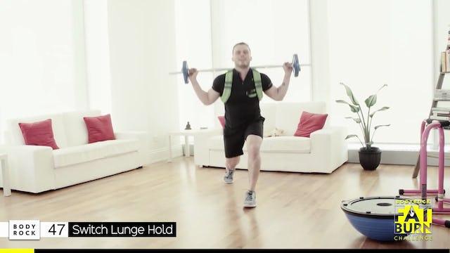 BodyRock Fat Burn Challenge | Day 4