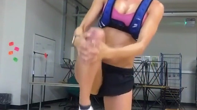 Iso-Hold Leg Workout - BodyRockX Live...
