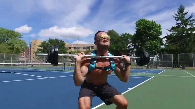 Barbell Workout - The Daily Hiit Live...