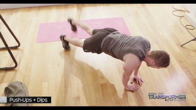 Summer Body Transformer Challenge  Day 9