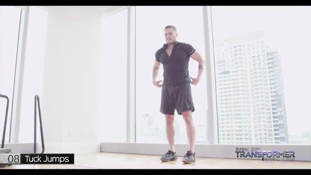 Summer Body Transformer Challenge  Da...