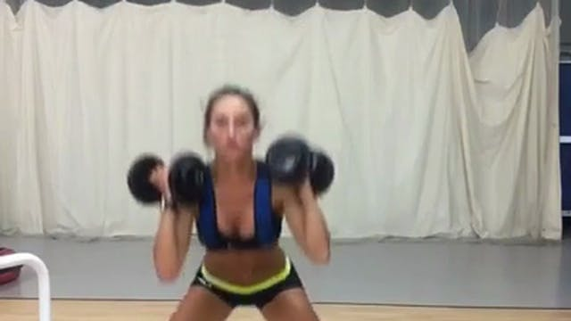BodyRockX Live #33 - Strength and Cardio