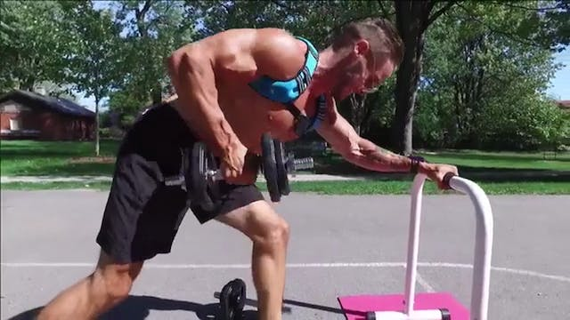 Pulsing with the Back and Biceps - Th...