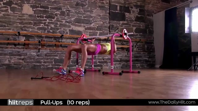 HiitReps #13 - Full Body