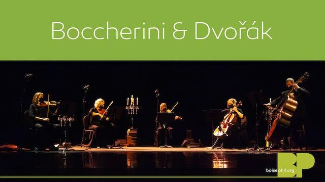 Boccherini and Dvořák