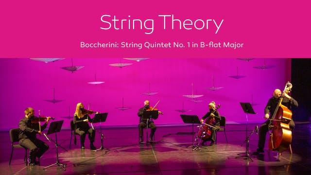 String Theory - Boccherini