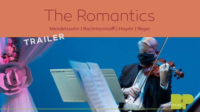 The Romantics - Trailer