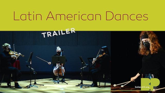 Trailer - Latin American Dances