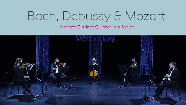 Bach, Debussy, Mozart - Part 3