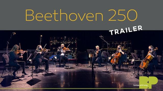 Trailer - Beethoven 250